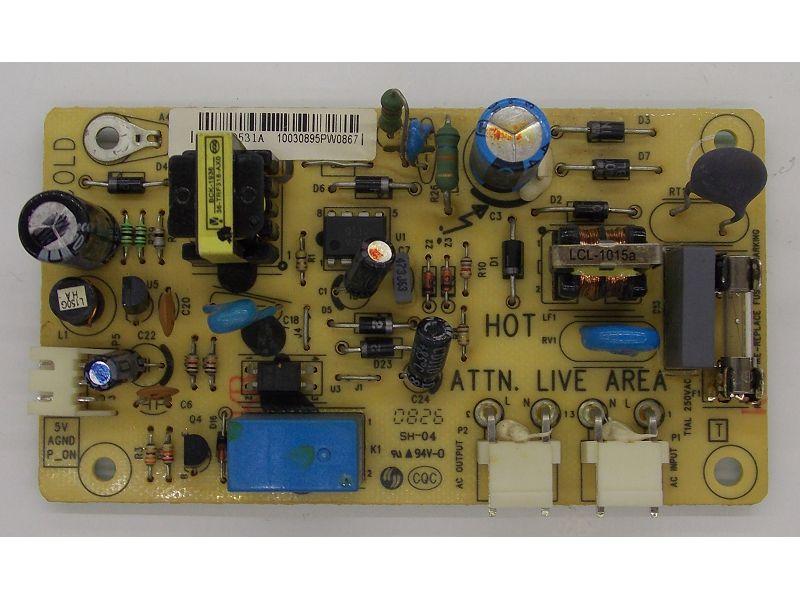 40-PWL01B-STE1XG - Блок питания (PSU) - Для телевизоров